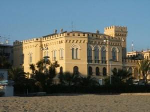 una residenza signorile ad Albissola Marina