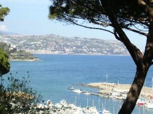 il porto di Bordighera