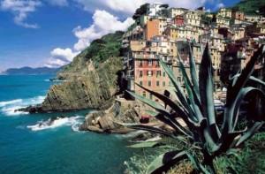 uno scorcio suggestivo di La Spezia