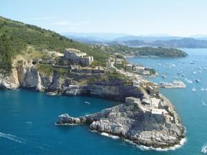 vista panoramica di La Spezia