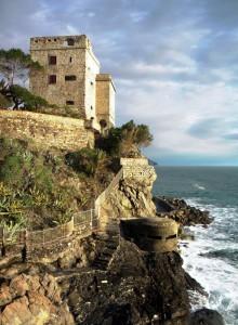 la torre Aurora, a Monterosso al Mare