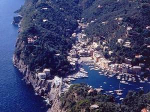 il promontorio che sovrasta Portofino