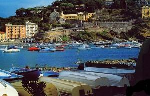 veduta panoramica di Rapallo