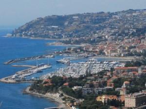 il porto di Sanremo