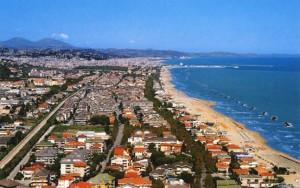 veduta aerea di Francavilla al Mare